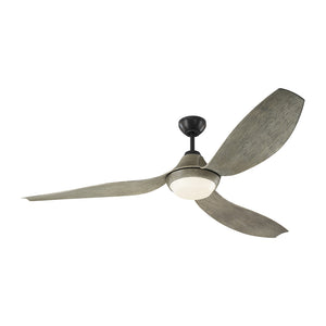 "Avvo Max 64"" Aged Pewter Indoor Ceiling Fan by Monte Carlo Fans 3AVMR64AGPD"
