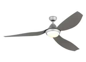 "Avvo Max 64"" Grey Indoor Ceiling Fan by Monte Carlo Fans 3AVMR64GRYD"