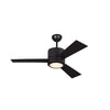 "Vision II 42"" Oil Rubbed Bronze Indoor Ceiling Fan by Monte Carlo Fans 3VNR42OZD-V1"