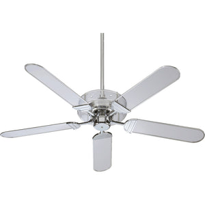 Prizzm Ceiling Fan in Chrome Finish 400525-14