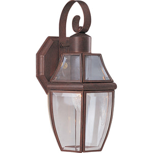 Maxim Lighting 4011CLPE South Park 1-Light Outdoor Wall Lantern in Pewter Finish