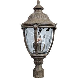 Maxim Lighting 40281WGET Morrow Bay VX 3-LT Outdoor Pole/Post Lantern in Earth Tone Finish