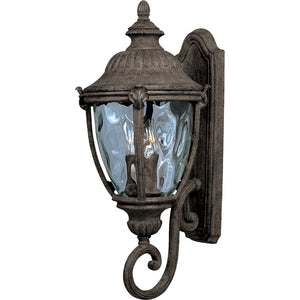 Maxim Lighting 40285WGET Morrow Bay VX 3-Light Outdoor Wall Lantern in Earth Tone Finish