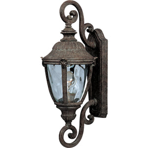 Maxim Lighting 40287WGET Morrow Bay VX 1-Light Outdoor Wall Lantern in Earth Tone Finish