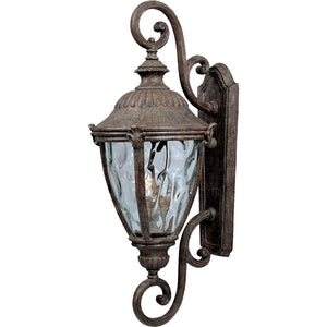 Maxim Lighting 40288WGET Morrow Bay VX 3-Light Outdoor Wall Lantern in Earth Tone Finish