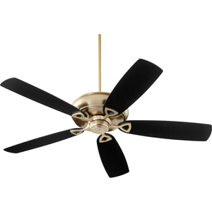 Alto Ceiling Fan in Aged Brass Finish 40625-80