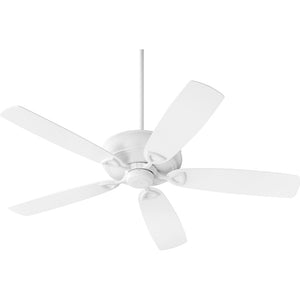 Alto Ceiling Fan in Studio White Finish 40625-8