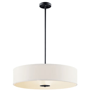 3 Light Pendant in Black Finish by Kichler 42122BK