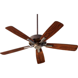 Villa Ceiling Fan in Oiled Bronze Finish 42525-86