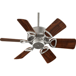 Estate Ceiling Fan in Satin Nickel Finish 43306-65