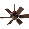 Estate Ceiling Fan in Oiled Bronze Finish 43306-86