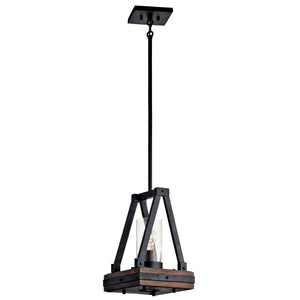 Colerne 1 Light Pendant in Auburn Stained Finish Finish by Kichler 43435AUB