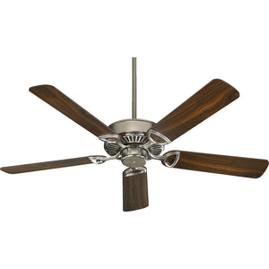 Estate Ceiling Fan in Satin Nickel Finish 43525-65