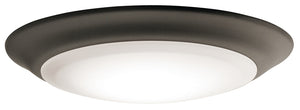 Downlight Gen II LED Semi Flush in Olde Bronze Finish by Kichler 43848OZLED30T