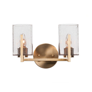 Toltec 4512-NAB-300 Bathroom Lighting in Brushed Nickel Finish