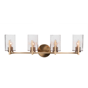 Toltec 4514-NAB-300 Bathroom Lighting in Bronze Finish