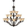 Bolla Chandelier by Hinkley 4659OB Olde Bronze