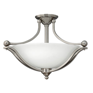 Bolla Foyer Ceiling by Hinkley 4669BN Brushed Nickel