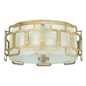 Sabina Foyer Ceiling by Hinkley 4911SL Silver Leaf