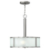 Midtown Chandelier by Hinkley 4972BN Brushed Nickel