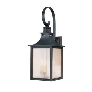Monte Grande 3 Light Outdoor Wall Lantern in Slate Finish by Savoy House 5-259-25