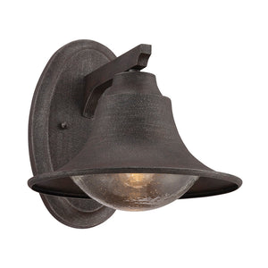 Trent 1 Light Outdoor Wall Lantern in Artisan Rust Finish by Savoy House 5-5070-1-32