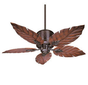 Portico  Light Ceiling Fan Ceiling Fan in English Bronze Finish by Savoy House 52-083-5RO-13