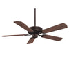 Builder Specialty  Light Ceiling Fan  in English Bronze Finish by Savoy House 52-FAN-5WA-13