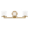 Rixon Bath Bath Vanity by Hinkley 5493HB Heritage Brass