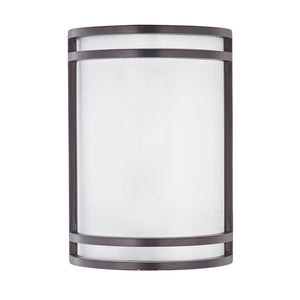 Maxim Lighting 55538WTBZ Linear LED Wall Sconce in Bronze Finish