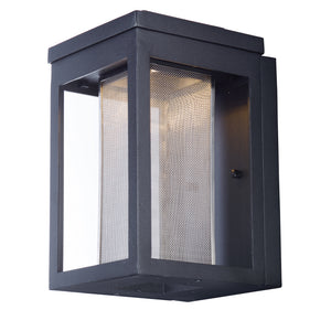 Maxim Lighting 55902MSCBK Salon LED 1-Light Outdoor Wall in Black Finish