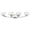 Meridian Bath Bath Vanity by Hinkley 5594CM-LED Chrome