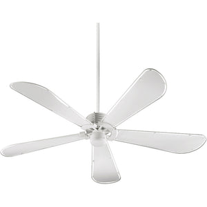 Dragonfly Ceiling Fan in Studio White Finish 59605-8