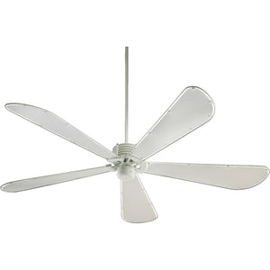Dragonfly Ceiling Fan in Studio White Finish 59725-8