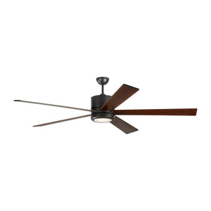 "Vision 72"" Oil Rubbed Bronze Indoor Ceiling Fan by Monte Carlo Fans 5VMR72OZD"