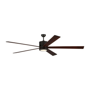 "Vision 84"" Oil Rubbed Bronze Indoor Ceiling Fan by Monte Carlo Fans 5VMR84OZD"