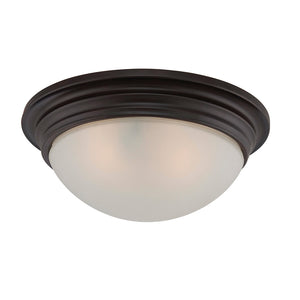 Flush Mount 2 Light Flush Mount  in English Bronze Finish by Savoy House 6-782-11-13