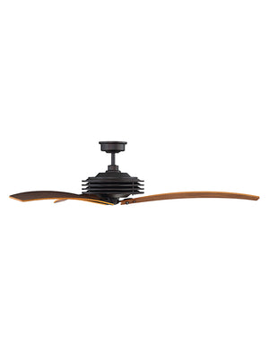 Fairfax  Light Ceiling Fan  in English Bronze Finish by Savoy House 60-5035-3WA-13