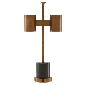 Kiseu Table Lamp by Currey and Company 6000-0448