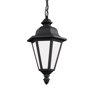 Brentwood 1 Light Outdoor Lighting in Black Finish by Sea Gull 69025-12