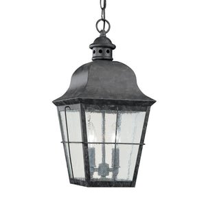 Chatham 2 Light Outdoor Lighting in Oxidized Bronze Finish by Sea Gull 6062-46
