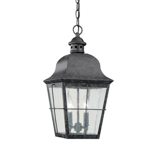 Chatham 2 Light Outdoor Lighting in Oxidized Bronze Finish by Sea Gull 6062EN-46