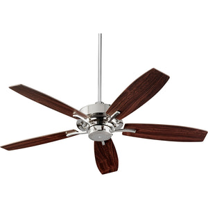Soho Ceiling Fan in Polished Nickel Finish 64525-62