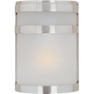 Maxim Lighting 65000FTSST Arc 1-Light LED Outdoor Wall Lantern in Stainless Steel Finish