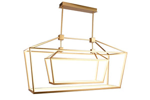Park Ave Chandelier In Gold Finish by Avenue Lighting HF9413-GLD