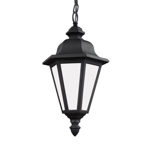 Brentwood 1 Light Outdoor Lighting in Black Finish by Sea Gull 69025EN3-12