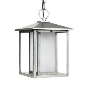 Hunnington 1 Light Outdoor Lighting in Weathered Pewter Finish by Sea Gull 6902997S-57