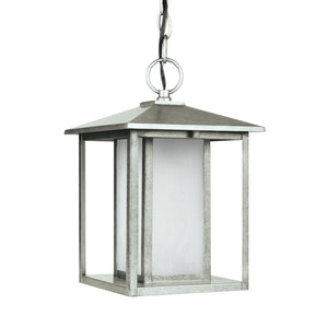 Hunnington 1 Light Outdoor Lighting in Weathered Pewter Finish by Sea Gull 69029EN3-57
