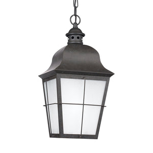 Chatham 1 Light Outdoor Lighting in Oxidized Bronze Finish by Sea Gull 69272-46