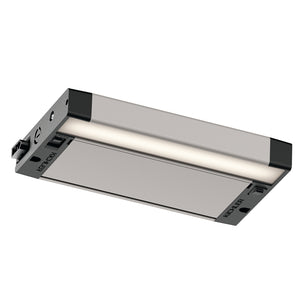 LED Light LED Under Cabinet in Nickel Textured Finish by Kichler 6UCSK08NIT